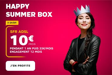 offre box adsl sfr 2019 summer ete