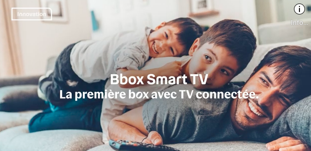 bbox fibre internet box tv