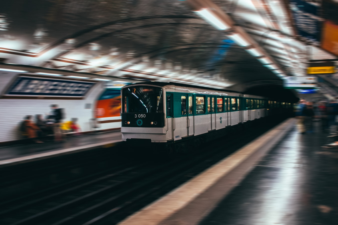 metro paris 4G mobile
